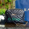 Zara quilted cross body bag