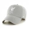 หมวกแก๊ปลิเวอร์พูล Grey '47 CLEAN UP Cap ของแท้