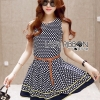 Lady Ribbon's Made Lady Holly Smart Casual Polka Dot Dress