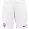 กางเกงแมนเชสเตอร์ ซิตี้ 2017 2018 ทีมเหย้าของแท้ Manchester City Home Stadium Shorts 2017-18