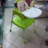 เก้าอี้ป้อนอาหารเด็ก พร้อมเบาะพิงนุ่มๆ ถอดประกอบได้