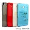 เคส TPU ครอบหลังใส Samsung TAB A 7 นิ้ว T280 T285