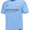 เสื้อแมนเชสเตอร์ ซิตี้ 2017 2018 ทีมเหย้าของแท้ Manchester City Home Stadium Shirt 2017-18