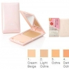 CEZANNE Ultra Cover UV Foundation Powder II # No.1 Cream Beige สำหรับ ผิวขาวอมชมพู