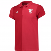 เสื้อโปโลอดิดาสแมนเชสเตอร์ ยูไนเต็ด Manchester United Polo Red ของแท้