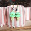 ต่างหู Sumikko Gurashi Ice-cream (Penguin)