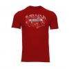 ทีเชิ้ตลิเวอร์พูล ของแท้ 100% Liverpool FC Team of Carraghers T-Shirt - Red