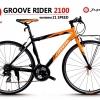 จักรยาน ไฮบริด Groove Rider 2100