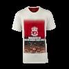 เสื้อลิเวอร์พูล เชียร์เชิ้ต ของแท้ 100% Liverpool FC Mens Cheer Tee