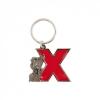 พวงกุญแจลิเวอร์พูลอักษรย่อ X ของแท้