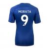 เสื้อเชลซี 2017 2018 ทีมเหย้า สเตเดี้ยมเวอร์ชั่น พิมพ์ชื่อ MORATA 9 ของแท้ ฟรีอาร์มทองแชมป์พรีเมียร์ลีกอังกฤษ