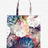 Pre-Order • UK | กระเป๋า Ted Baker Technicolour Bloom Shopper Bags - BLUCON and DOWCON
