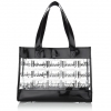 Pre-Order • UK | กระเป๋า Harrods Clear Logo Shopper Collection