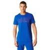 เสื้อทีเชิ้ตอดิดาสแมนเชสเตอร์ ยูไนเต็ดอดิดาส คอร์ทีชิ้ตสีน้ำเงินของแท้