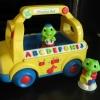 ของเล่นเสริมพัฒนาการเด็ก Leap frog (Phonics Bus A-Z) มือสอง ราคาถูก
