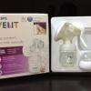 เครื่องปั๊มนม แบบปั๊มมือ เอเว้นท์ Philips Avent Manual รุ่น Natural Comfort Manual Breast Pump มือ2 รุ่นใหม่ ราคาถูก