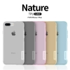 """Nillkin Nature Slim Clear TPU Case Cover for Apple iPhone 7 Plus 5.5"""""""