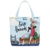 Pre-Order • UK | กระเป๋า Harrods Glamorous City Canvas Bag