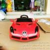 LN8866R รถแบตเตอรี่ไฟฟ้า ยี่ห้อ เบนซ์2มอเตอร์ สีแดง