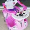 LN089 รถแบตหอยทากมีรีโมทบังคับสีชมพู