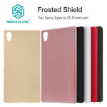 เคส Sony Z5 Premium รุ่น Frosted Shield NILLKIN แท้ !!!