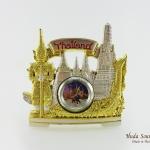 ของที่ระลึกแบบไทย นาฬิกาพรีเมี่ยมลายไทย ลวดลายเอกลักษณ์ไทย แบบที่สอง