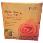 Facy Alpine Rose Apple Zell Tissue Mask - เฟซี่ เอ อาร์ เซ็ล แอคทีฟ ไวท์เทนนิ่ง ทิชชู่มาส์ก# 12 แผ่น