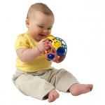 บอลยางกรุ๊งกริ๊ง Baby Einstein Bendy Ball