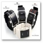 นาฬิกาLed Watch นาฬิกาข้อมือ Led นาฬิกาแฟชั่นเทรนเกาหลี