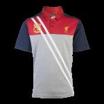 เสื้อโปโลลิเวอร์พูล ของแท้ 100% Liverpool FC Mens Cygnet Polo Shirt