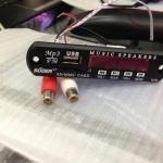 USB,MP3,SD แปลงใส่ในรถ