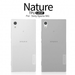 Nillkin Nature Slim Clear TPU Case Cover for Sony Xperia XA1
