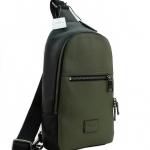 กระเป๋าผู้ชาย COACH รุ่น CAMPUS PACK IN PEBBLE LEATHER F71709 : SURPLUS