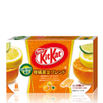 Kit Kat mini รส citrus golden blend 12 sheets