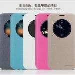 เคส Samsung Galaxy S7 edge Leather Case Sparkle NILLKIN แท้