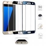 - ฟิล์มกระจกนิรภัย For Samsung Galaxy S7 Edge เต็มบาน