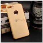 iPAKY เคสครอบหลัง สำหรับ iPhone 7 Plus สีทอง