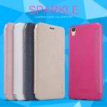 เคส OPPO F1 Plus / R9 Sparkle Leather Case NILLKIN แท้ !!