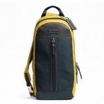 พร้อมส่ง กระเป๋าผู้ชาย COACH  VARICK NYLON COLORBLOCK SLING F70834