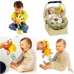 โมบายของเล่นเสริมพัฒนาการ Sassy Sunflower Activity Toy (Light up)