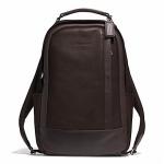 กระเป๋าเป้ผู้ชาย COACH รุ่น CAMDEN LEATHER BACKPACK F71060 DARK MAHOGANY