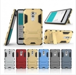 Hybrid Shockproof Armor Rubber Stand Case For Huawei GR5 2017