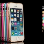 Bumper ขอบอลูมิเนียม for Apple Iphone 4/4s