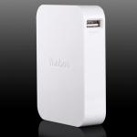 ํYoobao Magic Cube Power Bank แบตสำรอง ความจุ 10400 mAh (สีขาว)