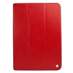 Armor Leather Smart Case for iPad Air รุ่น HOCO - Red