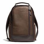 กระเป๋าเป้ผู้ชาย COACH รุ่น CAMDEN LEATHER BACKPACK F71060