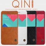 NILLKIN Qin Leather View Flip Wallet Case Cover For Samsung Galaxy A5 (2016)