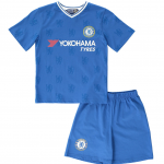เสื้อกางเกงเด็กเชลซีทีมเหย้า 2016/17 ของแท้