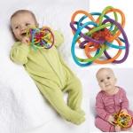 ของเล่นยางกัด Winkel จาก Manhattan Toy