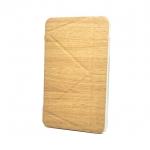 - เคส Samsung Galaxy Tab4 7 นิ้ว T230 รุ่น Onjess TransFomer ลายไม้